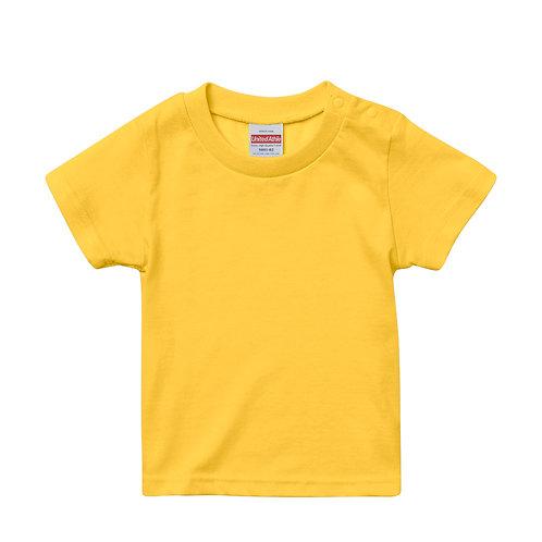 5.6オンス ハイクオリティ Tシャツ【5001-02】<90~160cm>(無地価格)