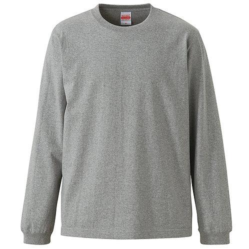 オーセンティック スーパーヘヴィーウェイト7.1オンス ロングスリーブ Tシャツ(1.6インチリブ)【4262-01】(無地価格)