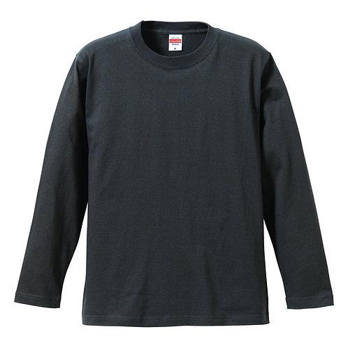 5.6オンス ロングスリーブ Tシャツ【5010-01】(無地価格)