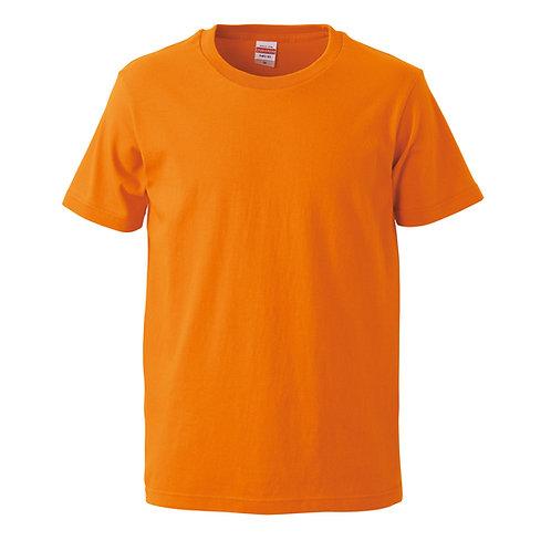 5.0オンス レギュラーフィット Tシャツ【5401-01】(無地価格)