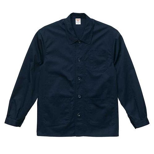 T/C カバーオール ジャケット【7452-01】(無地価格)