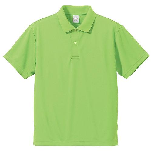 4.1オンス ドライ アスレチック ポロシャツ【5910-01】(無地価格)