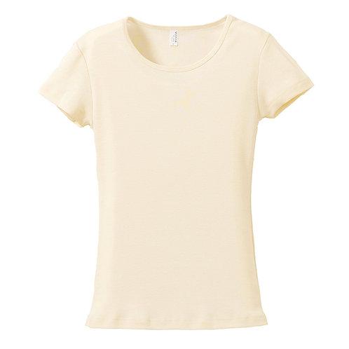 6.2オンス CVC フライス Tシャツ【5490-04】(無地価格)