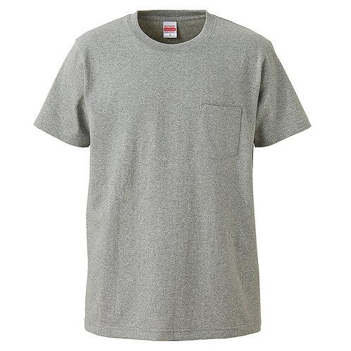 オーセンティック スーパーヘヴィーウェイト 7.1オンス Tシャツ(ポケット付)【4253-01】(無地価格)