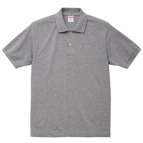 6.0オンス ヘヴィーウェイト コットン ポロシャツ【5543-01】(無地価格)