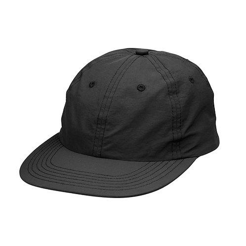 ナイロン アーバンフィット ベースボール キャップ【9673-01】(無地価格)