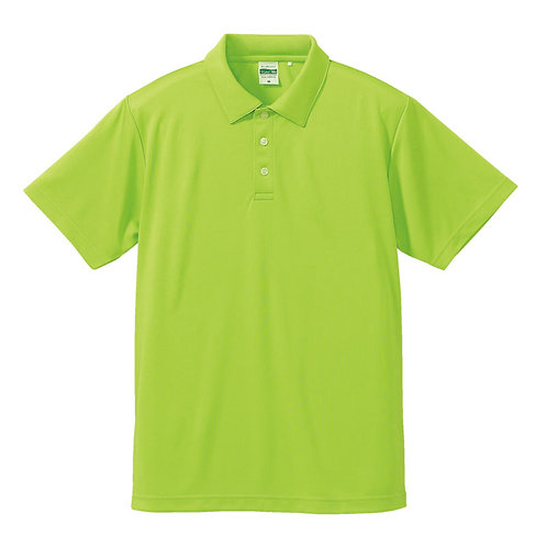 4.7オンス ドライ シルキータッチポロシャツ【5090-01】(無地価格)