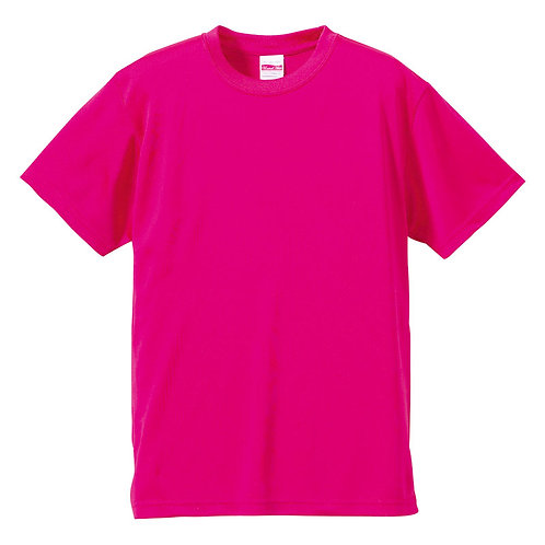 4.7オンス ドライシルキータッチ Tシャツ(ローブリード)【5088-02】〈130~160cm〉(無地価格)