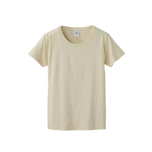 4.7オンス ファインジャージー Tシャツ【5745-04】<ガールズ>(無地価格)