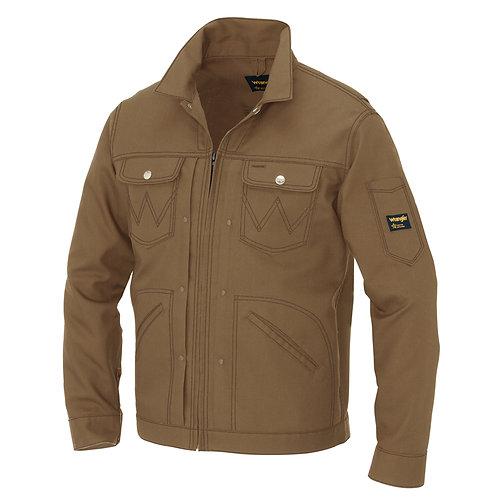 ジップアップジャケット【AZ-64201】(無地価格)