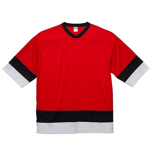 4.1オンス ドライ ホッケー Tシャツ【5935-01】(無地価格)