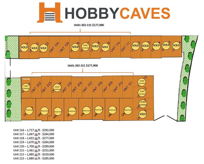 Hobby Cave Available Units.JPG