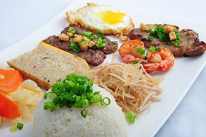House Special Viet Rice Dish