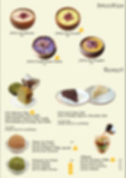 Bistro Menu Smoothies and Dessert 02-01.