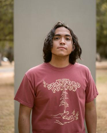 Stanford Powwow x UNE Tee