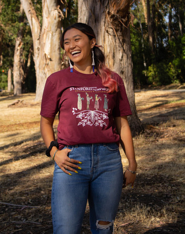 Stanford Powwow Official T-shirt