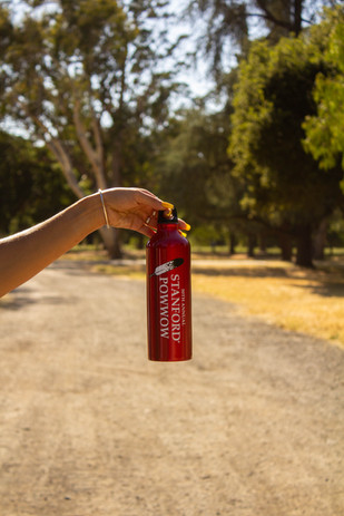 Stanford Powwow Official Waterbottle