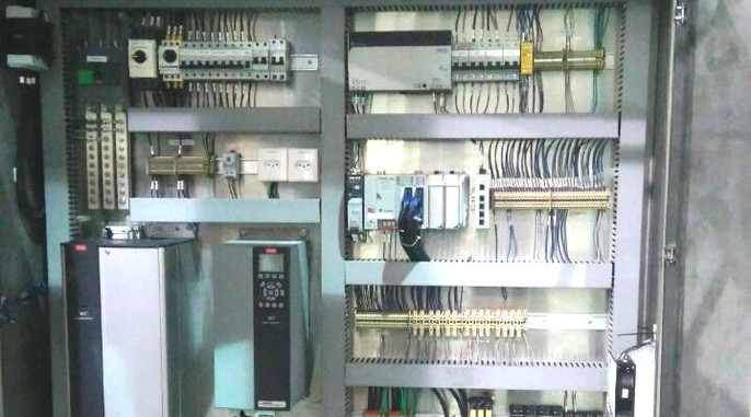 Up Grade Painel Controle ALDOX.JPG