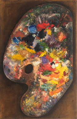 Palette: Monet (late)