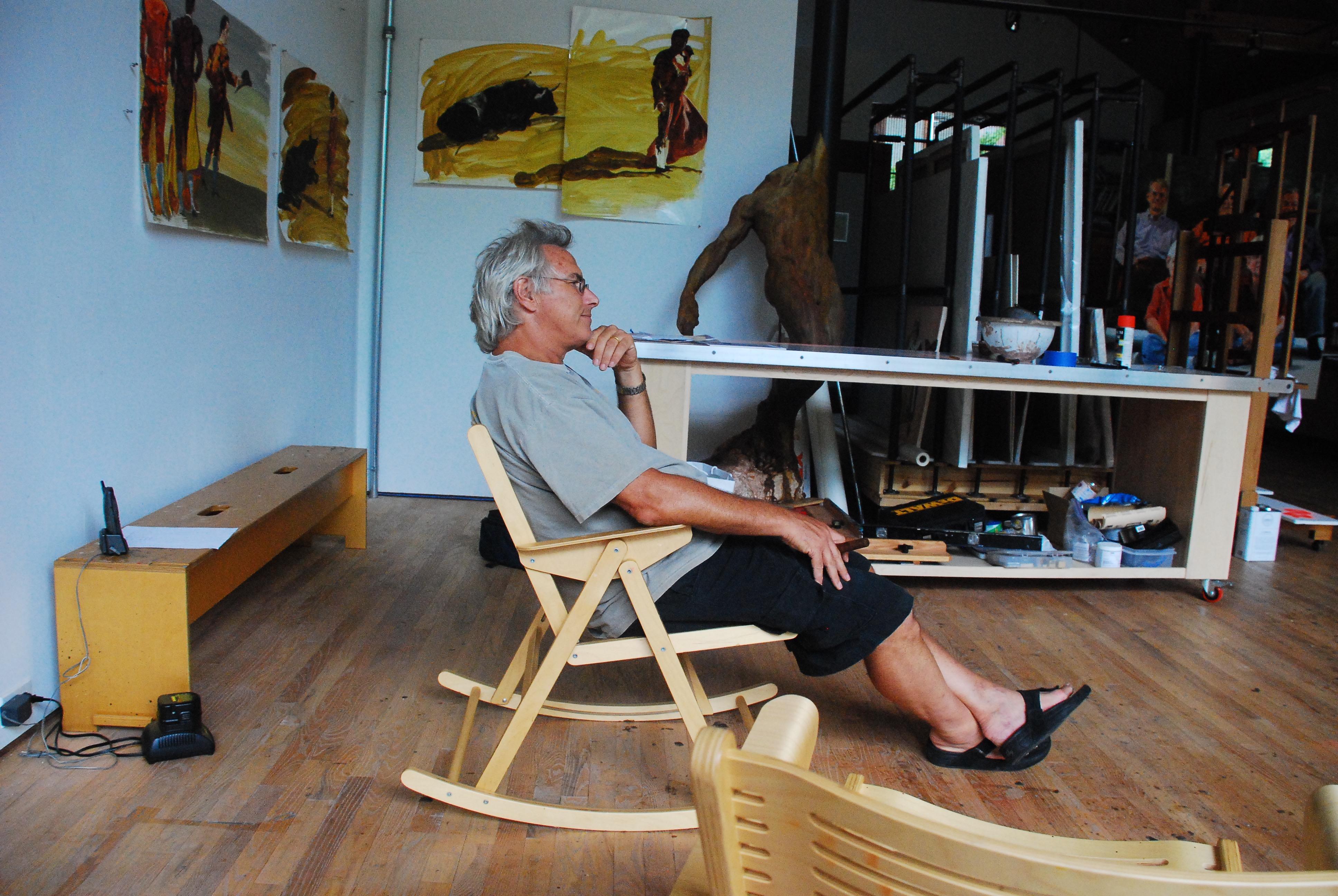 Eric Fischl, Sag Harbor 2004