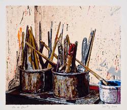 Brushes (Bill Jensen)