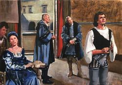 Critique: Rafael and Pope Julius II