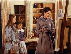 At Work: Mary Cassatt