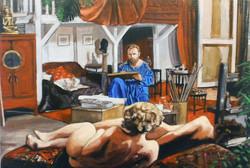 Working: Klimt