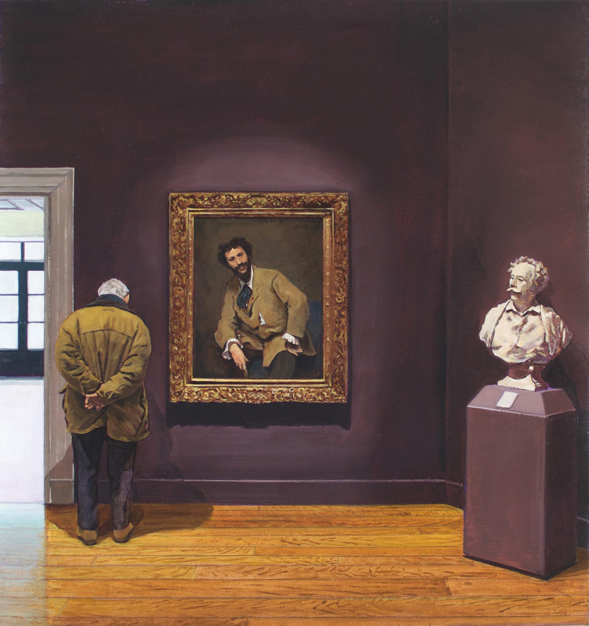Pal, Sargent, Carolus-Duran, Carpeaux, Alexandre Dumas / The Clark