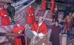 Critique:Pope Julius II,Michelangelo