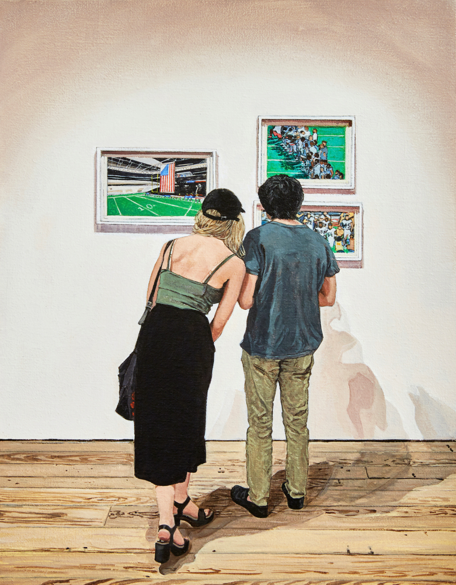 Kota Ezawa: National Anthem / Whitney Biennial