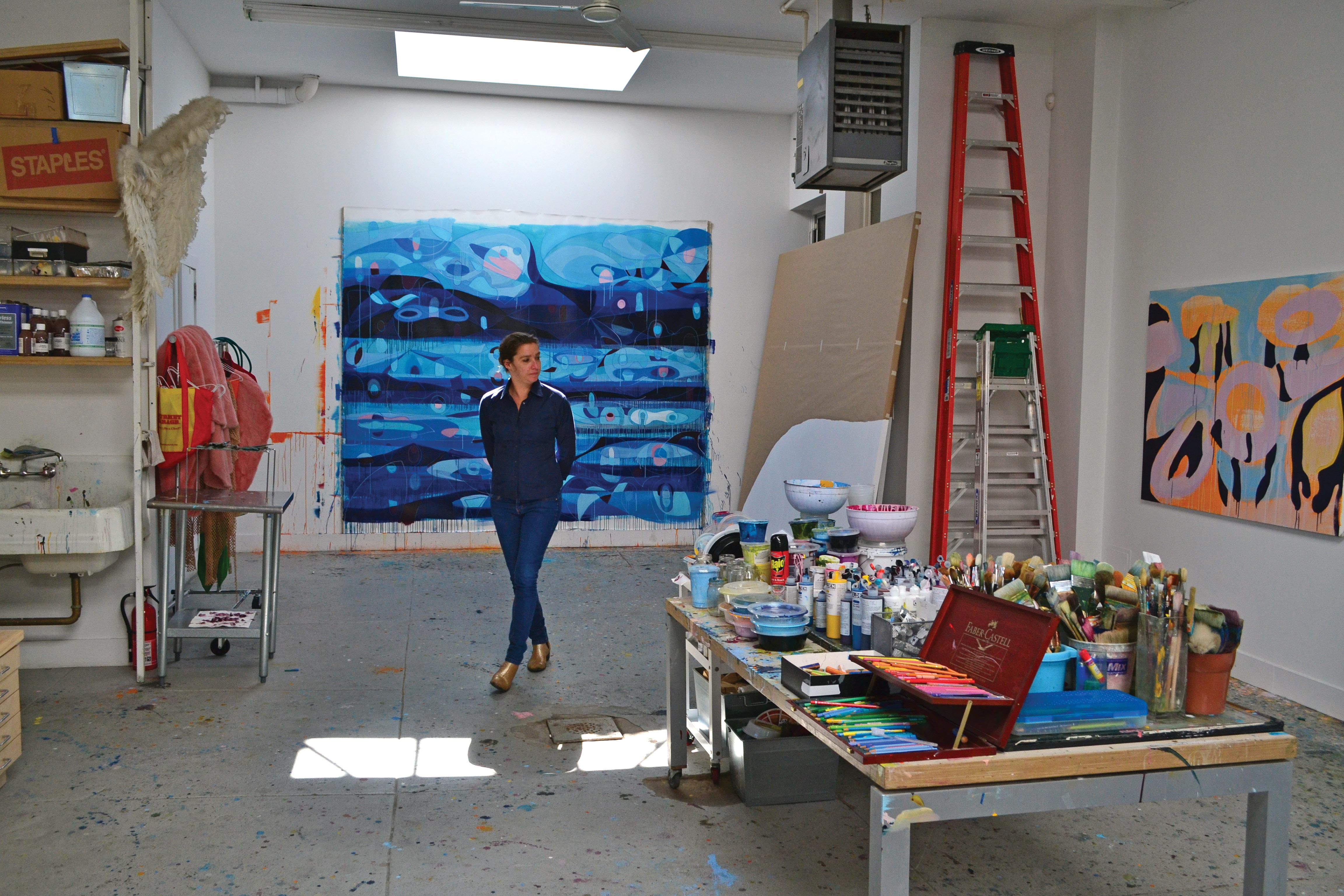 Janina Tschape, Brooklyn 2013