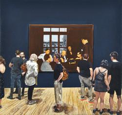 Howard Kanovitz: New Yorkers / Whitney