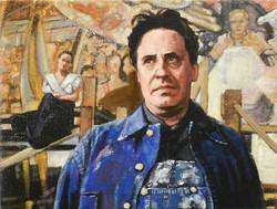 Contemplation: Diego Rivera
