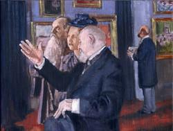 Critique: Pissarro and Gaugin