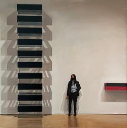 Donald Judd: Stack / MoMA