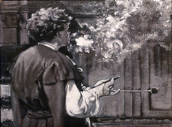 Contemplation: Rembrandt 2