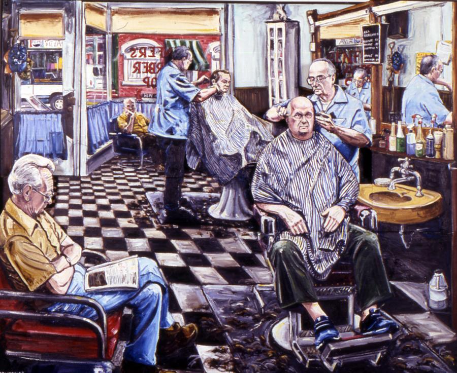 Benfer's Barber Shop