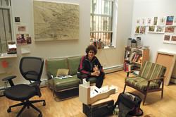 Julie Mehretu, Harlam 2006