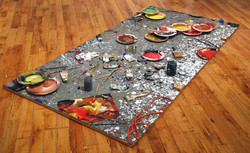 Inka Essenhigh Floor Sculpture