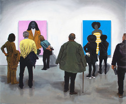Amy Sherald 'the heart of the matter…':Hauser & Worth
