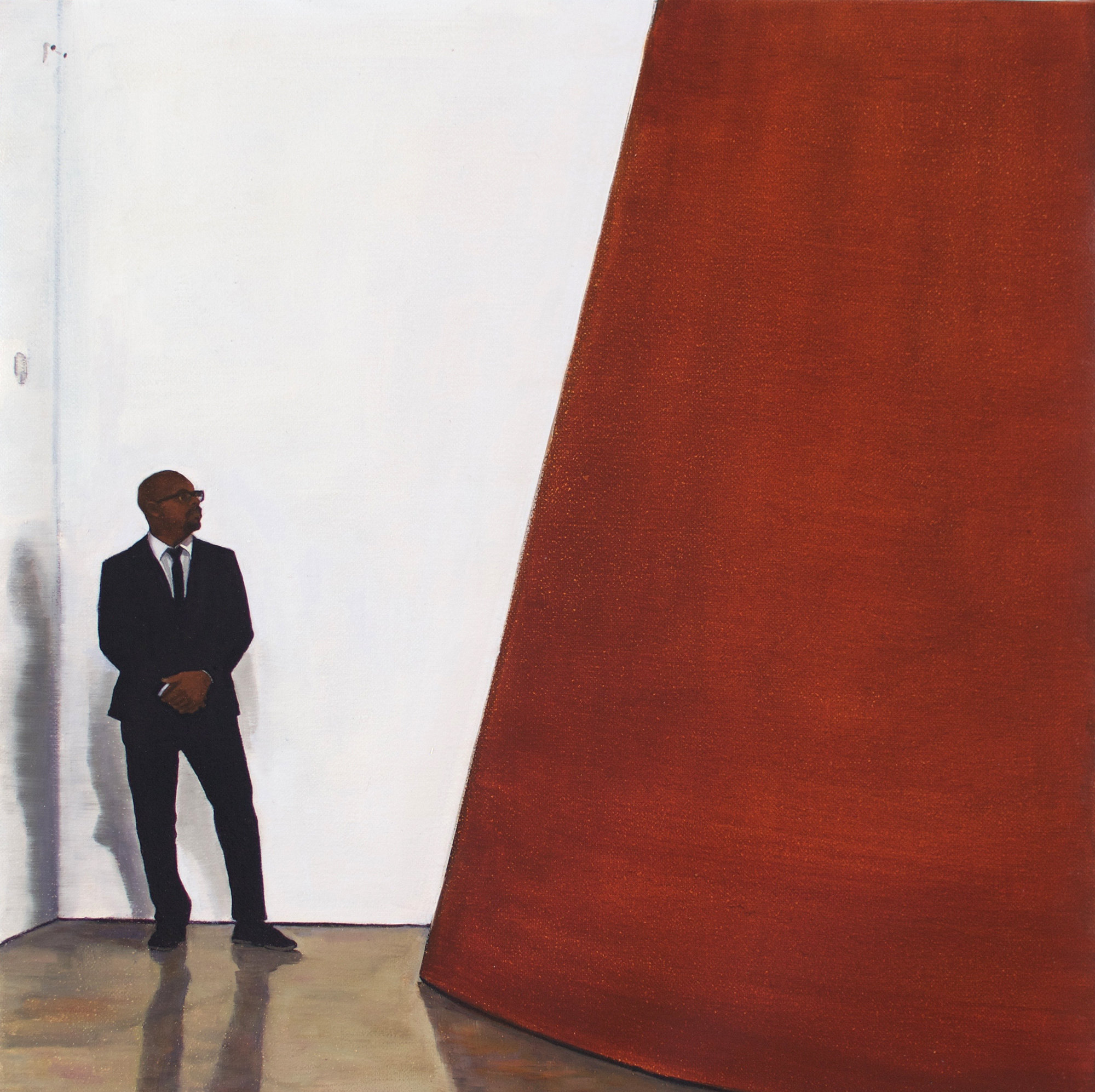 Richard Serra: Reverse Curve / Gagosian