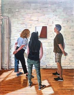 Joe Fig: Contemplation / Cristin Tierney