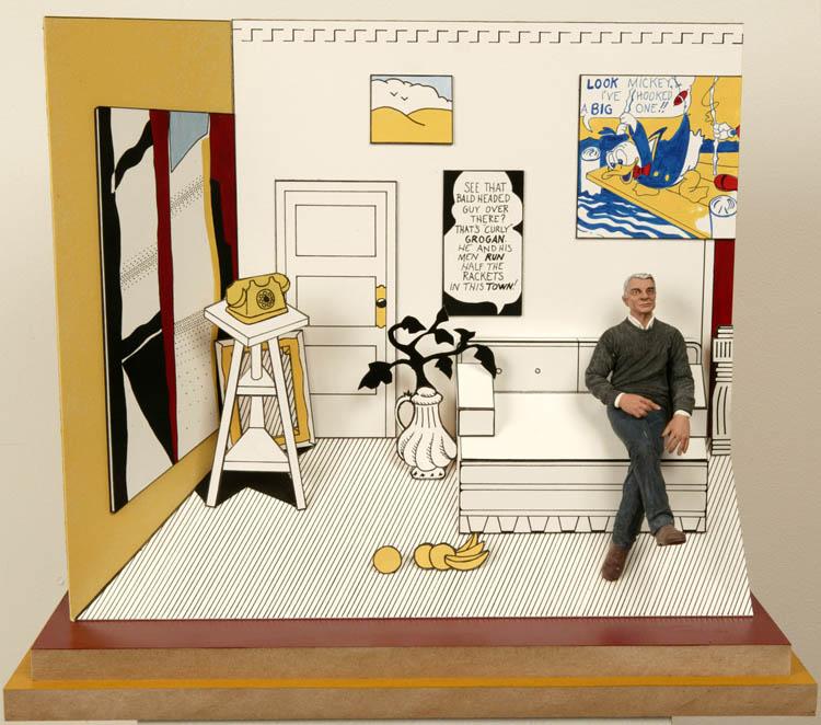 Artists Studio: Roy Lichtenstein