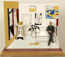 Artists Studio: Roy Lichtenstein