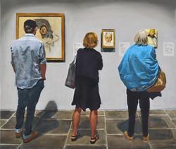 3 Portraits: Freud, Freud, Peyton / Met Breuer
