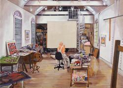 Studio: Malcolm Morley