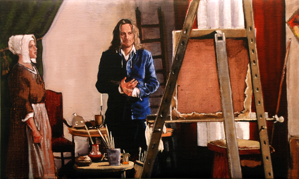 Artist and Muse: Vermeer