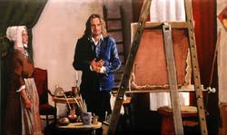Artist and Muse: Vermeer