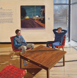 New Britain Museum of American Art (Charlie and Henry)